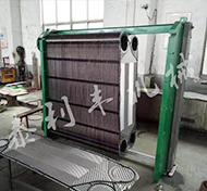 板式换热器生产车间